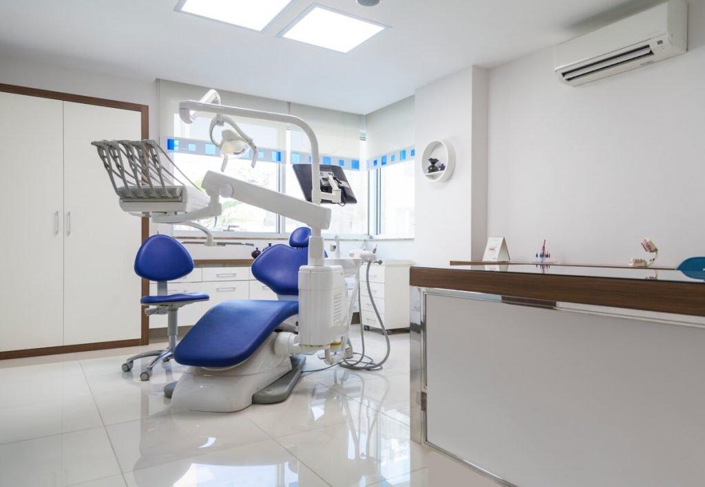 professional dental treatment
