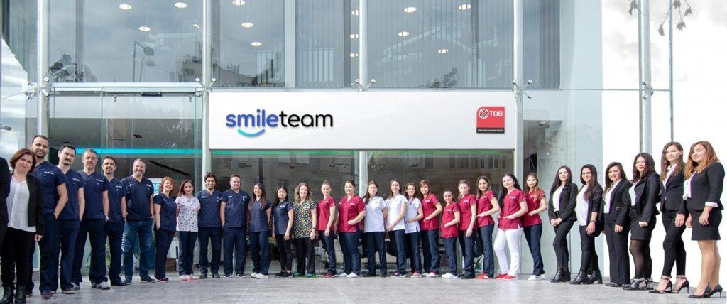 smile team turkey